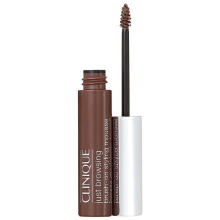 Clinique Just Browsing Styling Mousse Soft Brown - Máscara para Sobrancelha 2ml