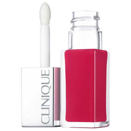 Clinique Pop Lacquer Lip Colour + Primer 4 Sweetie Pop - Batom Líquido 6,5g