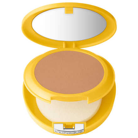 Clinique Sun SPF 30 Mineral Powder Makeup For Face Medium – Pó Compacto