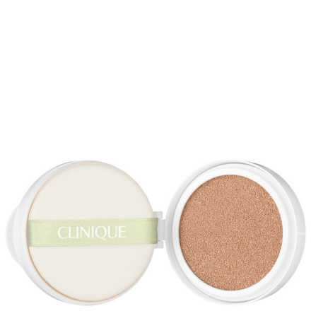 Clinique Super City Block BB Cushion Compact FPS 50 Moderately Fair Refil - Base Cremosa 12g