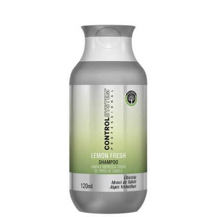 Control System Professional Lemon Fresh - Shampoo 120ml