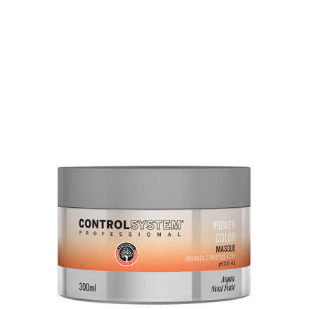Control System Professional Power Color Masque - Máscara de Tratamento 300ml