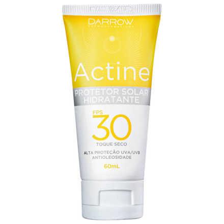 Darrow Actine FPS 30 - Protetor Solar Hidratante 60ml