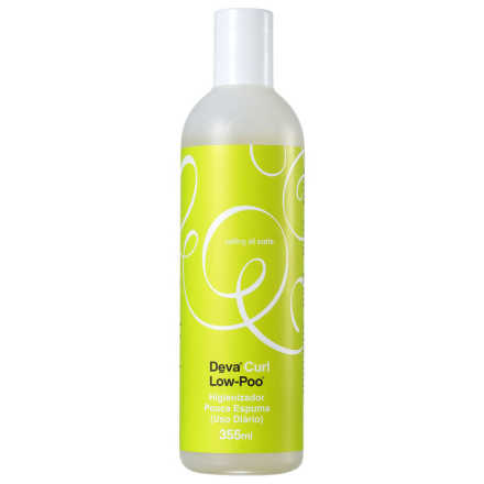 Deva Curl Low-Poo - Shampoo 355ml