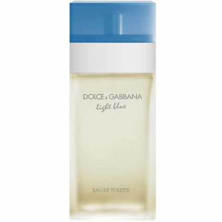 Light Blue Dolce & Gabbana Eau de Toilette - Perfume Feminino 25ml