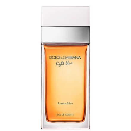 Light Blue Sunset In Salina Dolce & Gabbana Eau de Toilette - Perfume Feminino 50ml