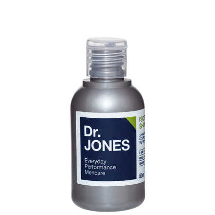 Dr. Jones Isotonic Shower Gel Travel Size - Shampoo Cabelo e Corpo 50ml