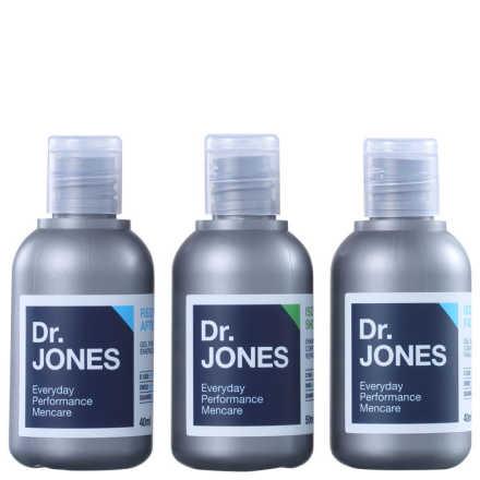 Dr. Jones On The Go Kit (3 Produtos)