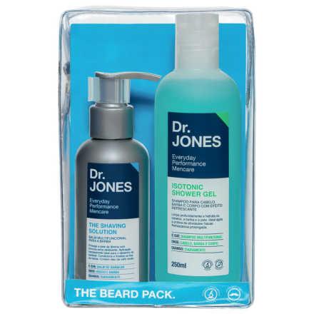 Dr. Jones The Beard Pack Kit (2 Produtos)