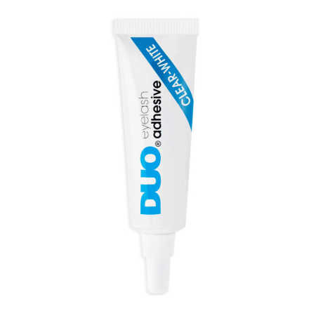 DUO Eyelash Adhesive Clear-White - Cola para Cílios 7g
