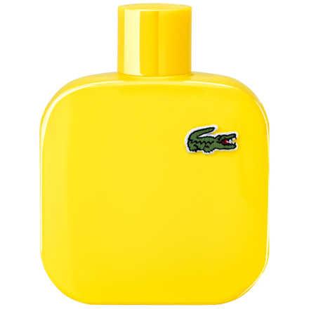 Eau de Lacoste L.12.12 Jaune Eau de Toilette - Perfume Masculino 50ml