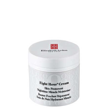 Elizabeth Arden Eight Hour Cream Skin Protectant Nighttime Miracle Moisturizer - Hidratante Noturno 45g
