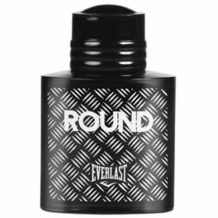 Round Everlast Eau de Cologne - Perfume Masculino 100ml