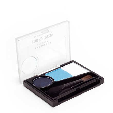 Make It Easy by Celso Kamura Eyeshadow Ocean - Paleta de Sombra 4g