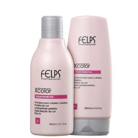 Felps Profissional XColor Protector Duo Kit (2 Produtos)