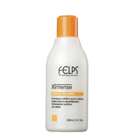 Felps Profissional XIntense Nutritive Treatment - Shampoo 300ml
