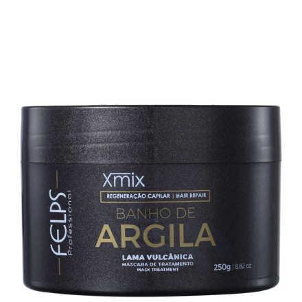 Felps Profissional Xmix Banho de Argila - Máscara 250g