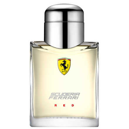 Ferrari Scuderia Ferrari Red - Pós-Barba 75ml