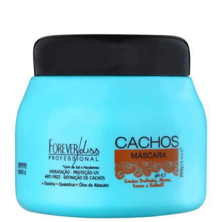 Forever Liss Professional Cachos - Máscara de Tratamento 250g