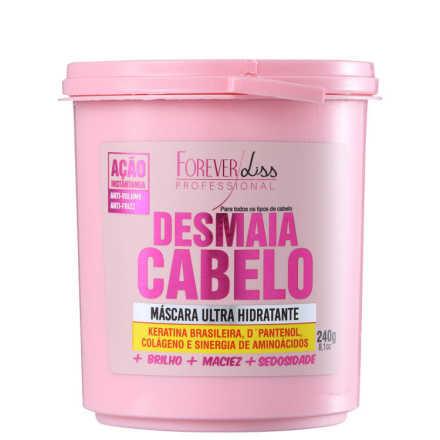 Forever Liss Professional Desmaia Cabelo - Máscara Hidratante 240g