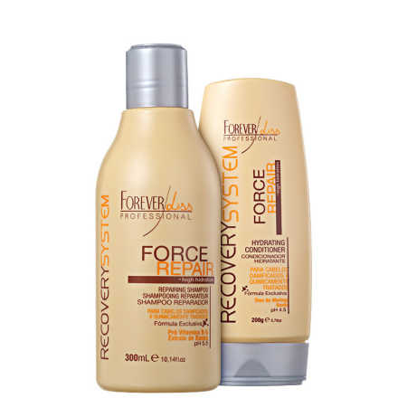 Forever Liss Professional Force Repair Duo Kit (2 Produtos)