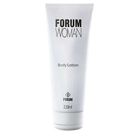 Forum Woman Body Lotion - Loção Corporal 220ml