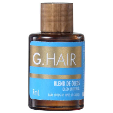 G.Hair Blend - Óleo Capilar 7ml