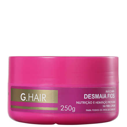 G.Hair Desmaia Fios - Máscara 250ml