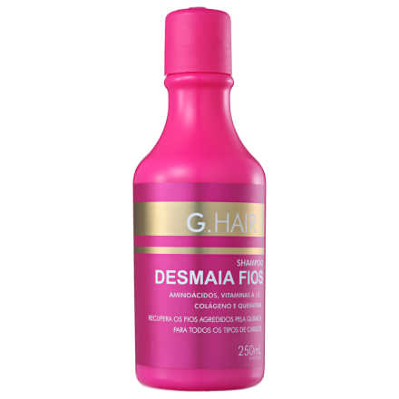 G.Hair Desmaia Fios - Shampoo 250ml