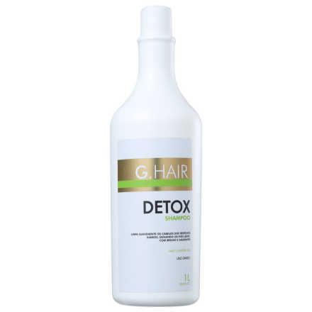 G.Hair Detox - Shampoo 1000ml