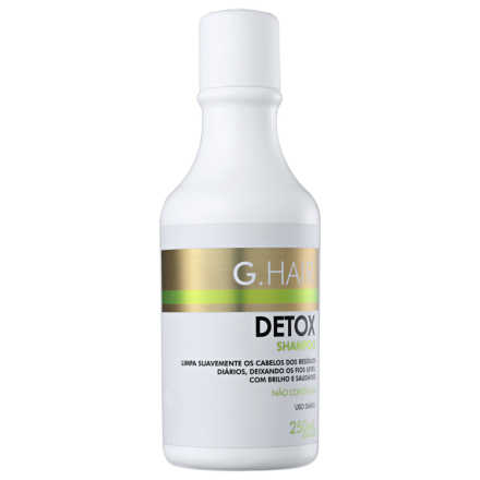 G.Hair Detox - Shampoo 250ml