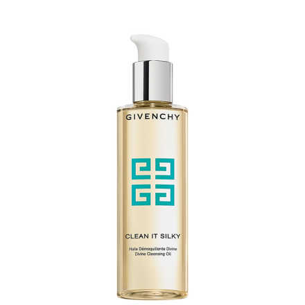 Givenchy Clean It Silky Divine Cleasing Oil - Óleo de Limpeza Facial 200ml