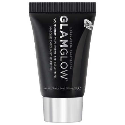GlamGlow Youthmud Tinglexfoliate Treatment Glam - Máscara Esfoliante 15g