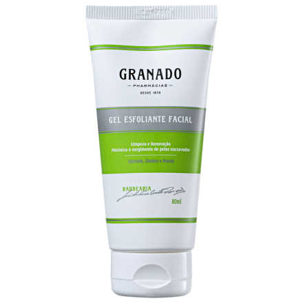 Granado Barbearia - Gel Esfoliante Facial 80ml