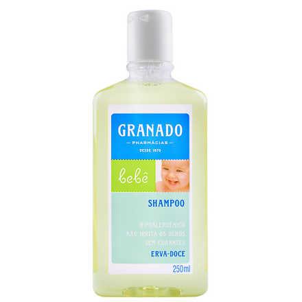 Granado Bebê Erva-Doce - Shampoo 250ml