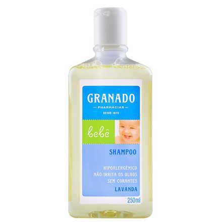Granado Bebê Lavanda - Shampoo 250ml