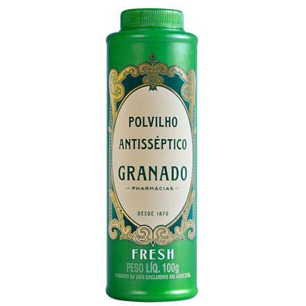Granado Fresh Polvilho Antisséptico - Talco 100g