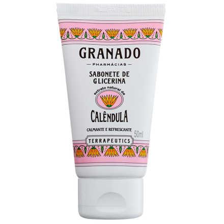 Granado Terrapeutics Calêndula - Sabonete Líquido 50ml