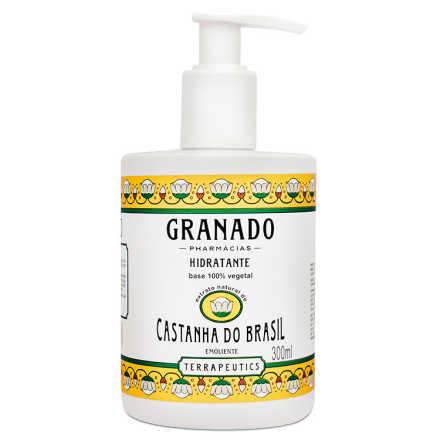 Granado Terrapeutics Castanha do Brasil - Creme Hidratante 300ml
