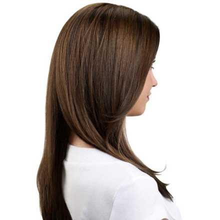 Hairdo Liso em Camadas - Avelã 63 Cm