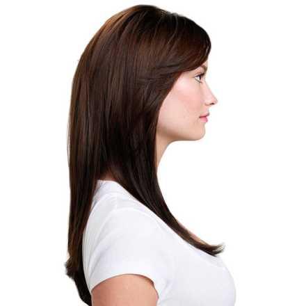 Hairdo Liso em Camadas - Chocolate 48 Cm