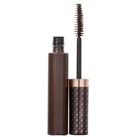 Hot Makeup Tint And Set Warm Brown - Máscara de Sobrancelha 9g