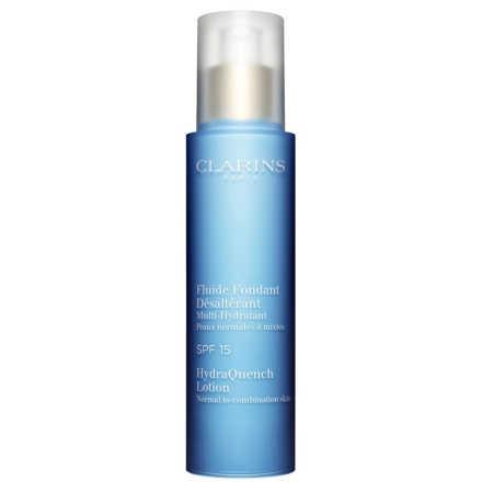 Clarins Hydraquench Lotion Spf 15 - Hidratante Facial 50ml