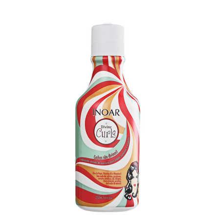 Inoar Divine Curls - Shampoo 250ml