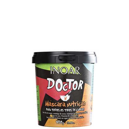 Inoar Doctor Máscara Nutrição - Máscara de Tratamento 450g