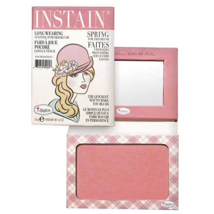 the Balm Instain Argyle Petal Pink- Blush 5,5g