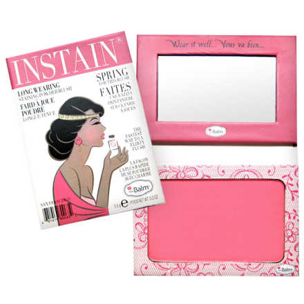the Balm Instain Lace Bright Pink - Blush 5,5g