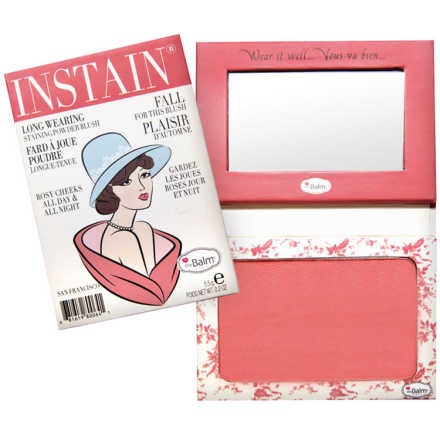 the Balm Instain Toile Strawberry - Blush 5,5g