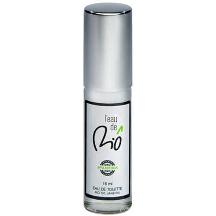 Ipanema Portátil L'Eau de Riô Eau de Toilette - Perfume Unissex 15ml