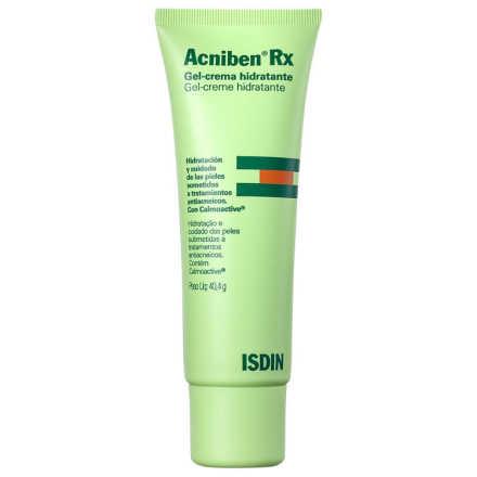 ISDIN Acniben Rx Hidratante - Gel-creme Hidratante 40g